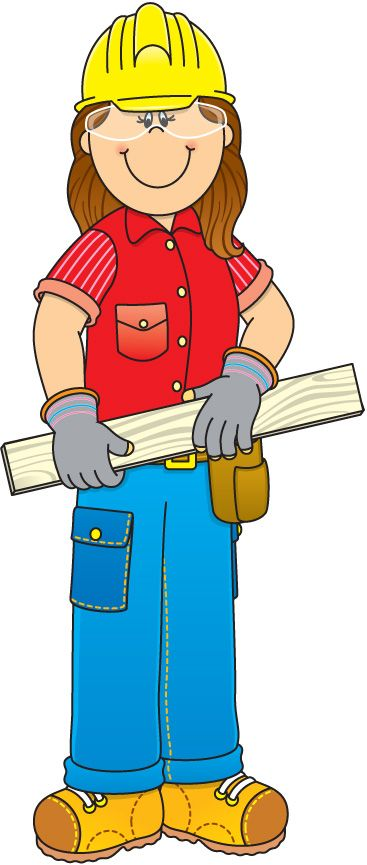 community helpers clipart | Construction Worker Clipart | Clipart Panda - Free Clipart Images