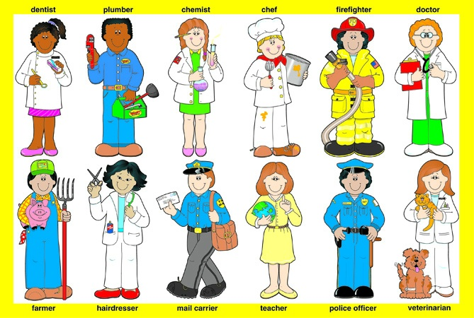 Community Helpers Such As Firefighters P-Community Helpers Such As Firefighters Police Officers Health-1