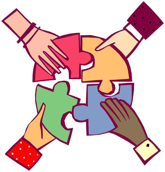Community Service Clip Art