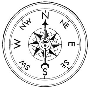 Compass clip art clip artpass 4 image