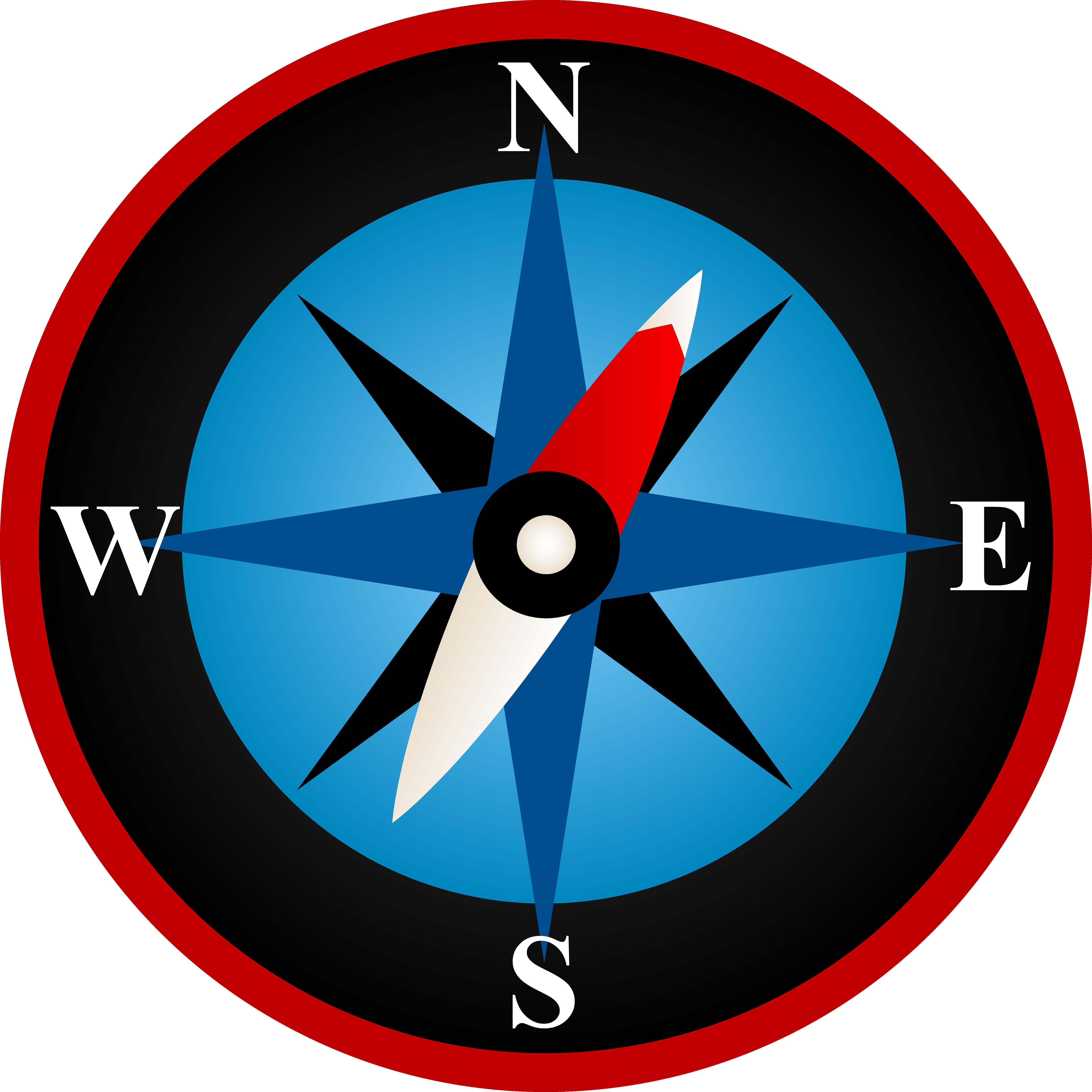 Compass Clip Art. Compass cliparts