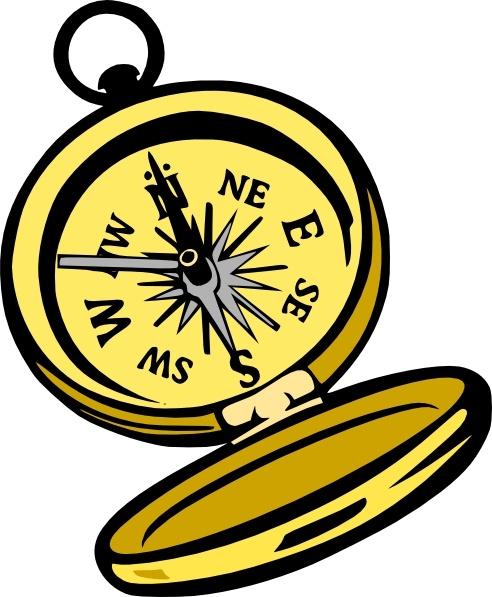 Compass clip art Free vector 166.03KB