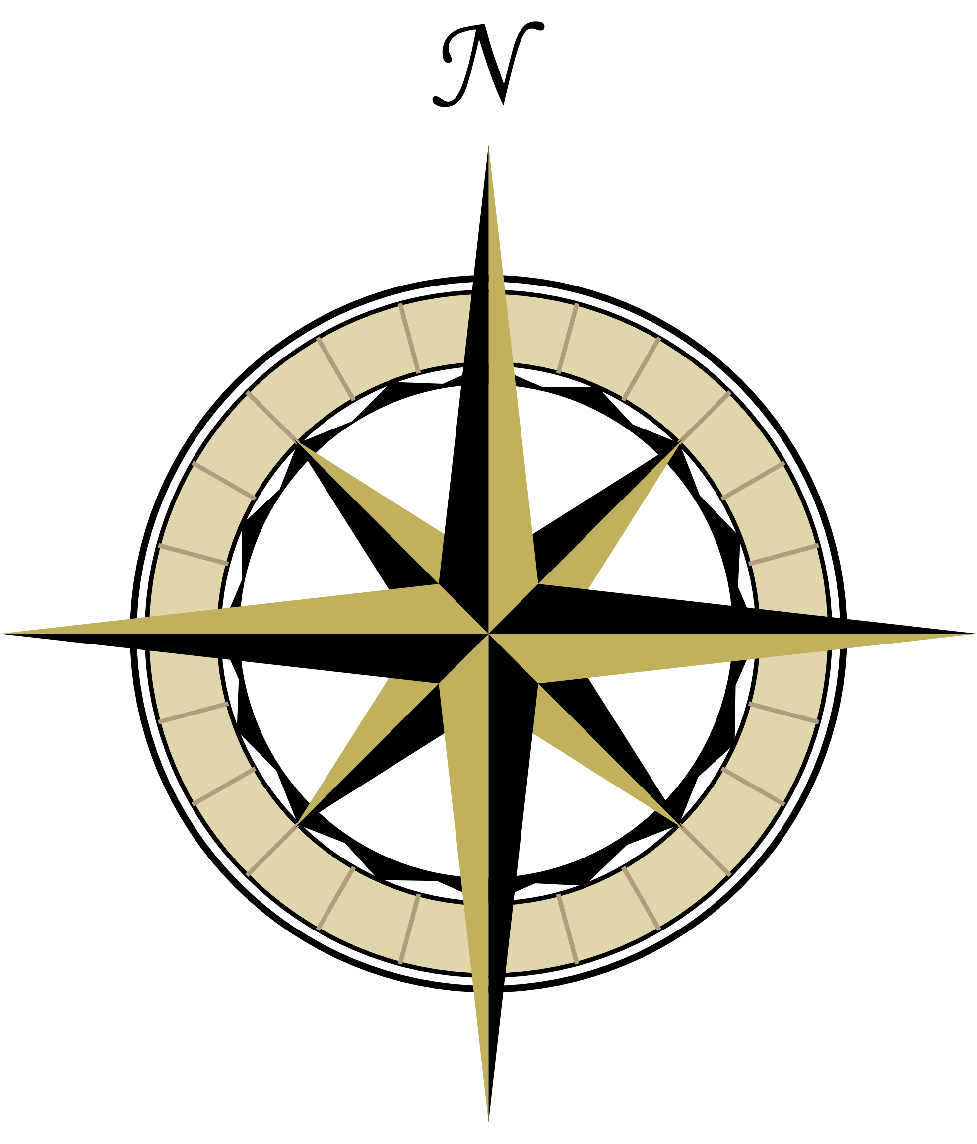 Compass Clipart-Compass clipart-13