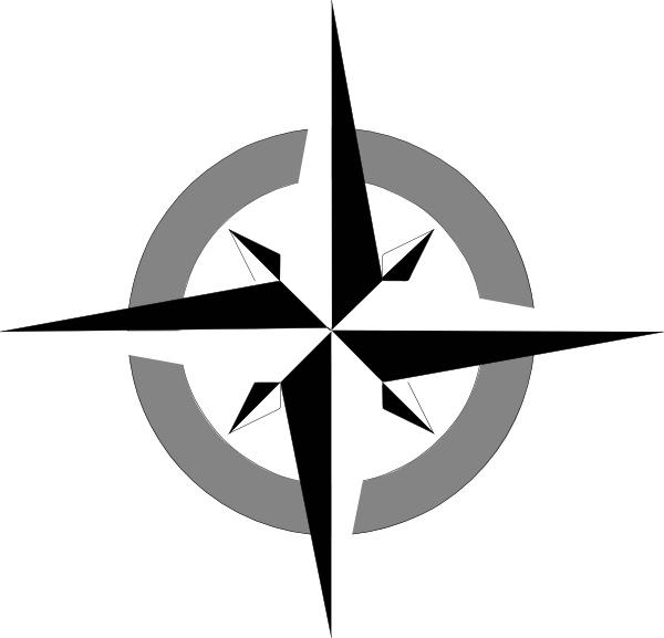 Compass Rose Clip Art-Compass Rose clip art-15