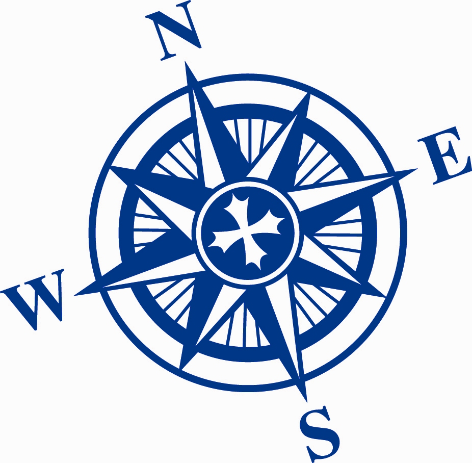 Compass Rose Clip Art Designs