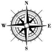 Compass symbol · Compass Rose