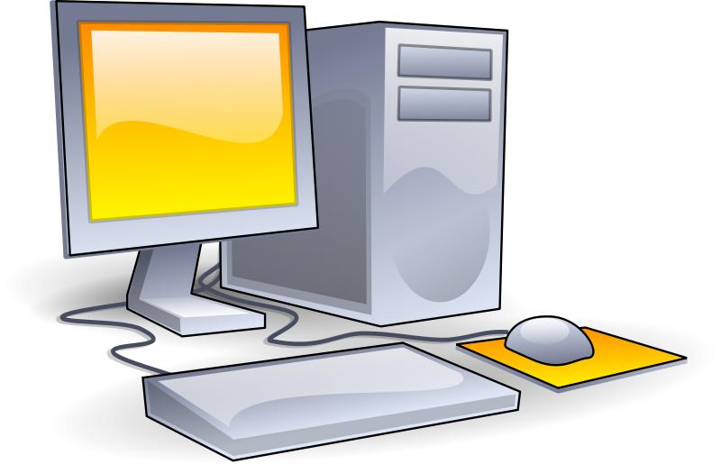 Computer Clip Art - Computer Clipart Images