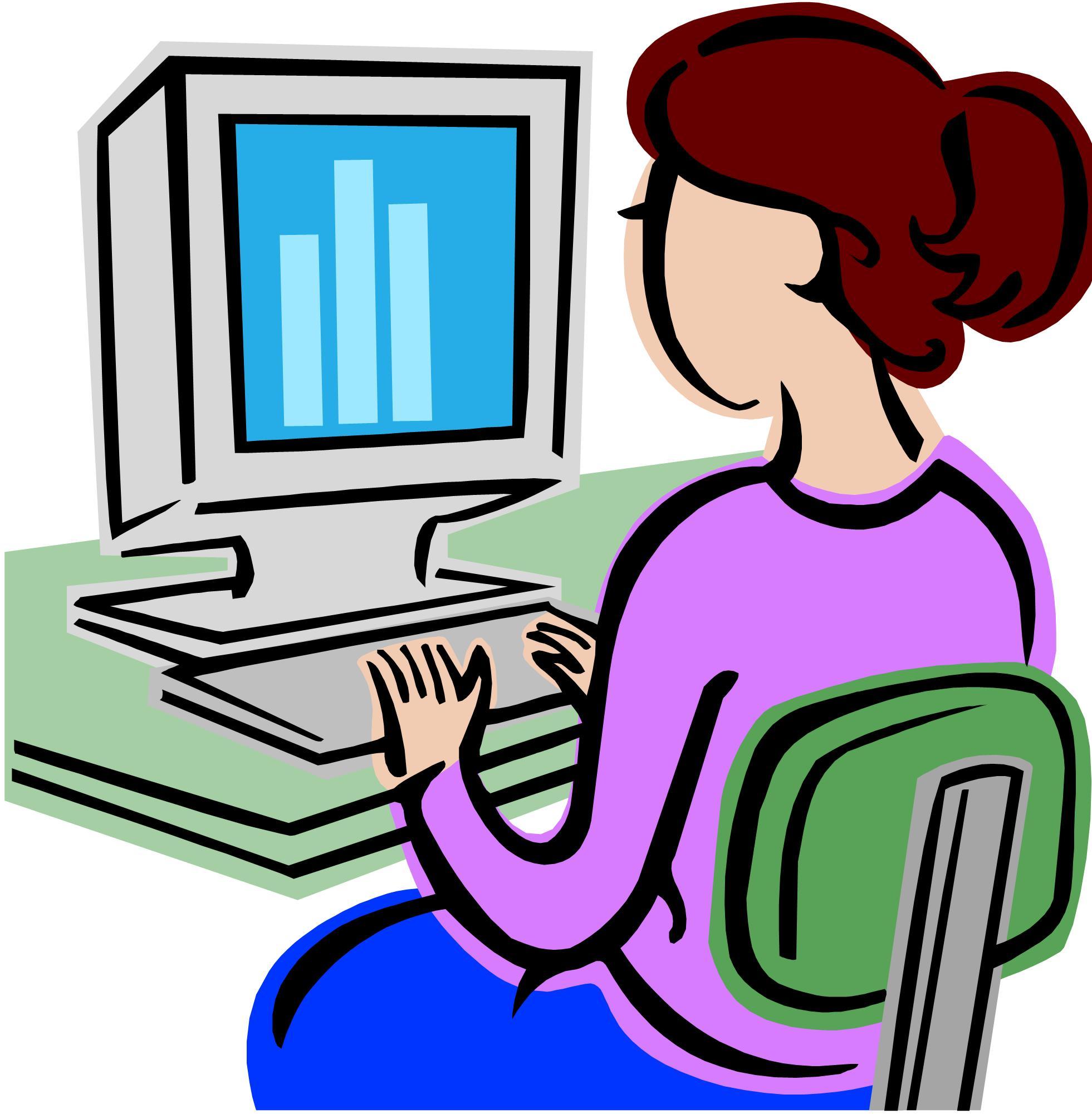 Computer Clip Art-Computer Clip Art-4