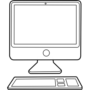 Computer clip art free free clipart images - Cliparting clipartall.com ...