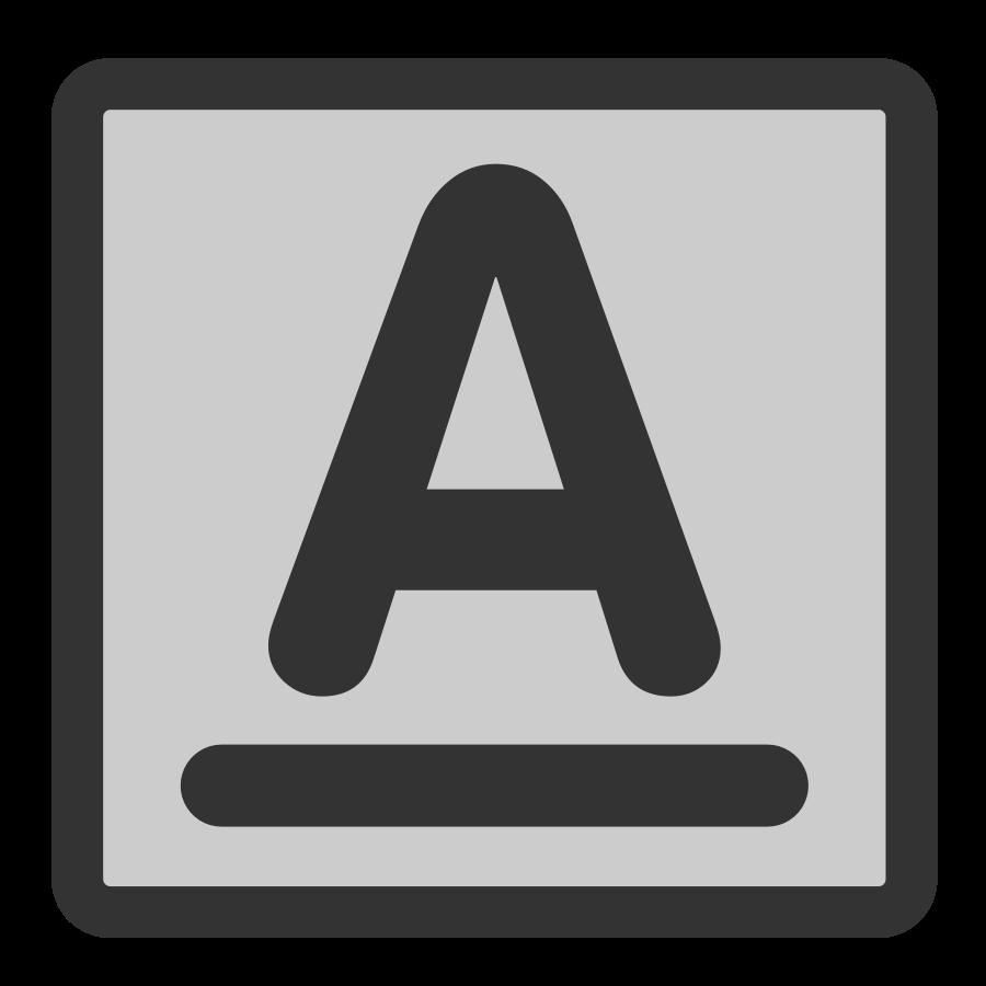 Computer Clip Art Text
