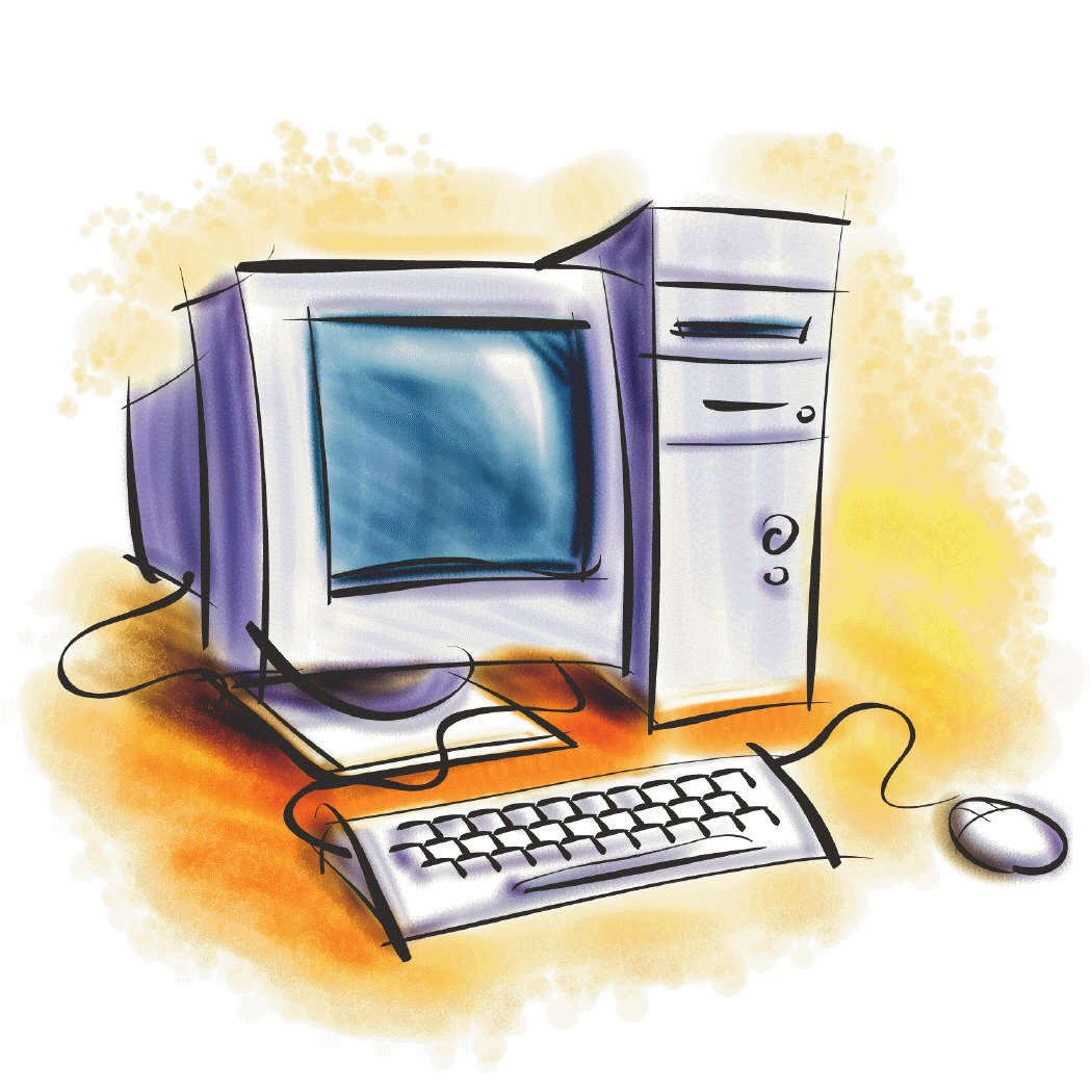 Computer Clipart Clipart