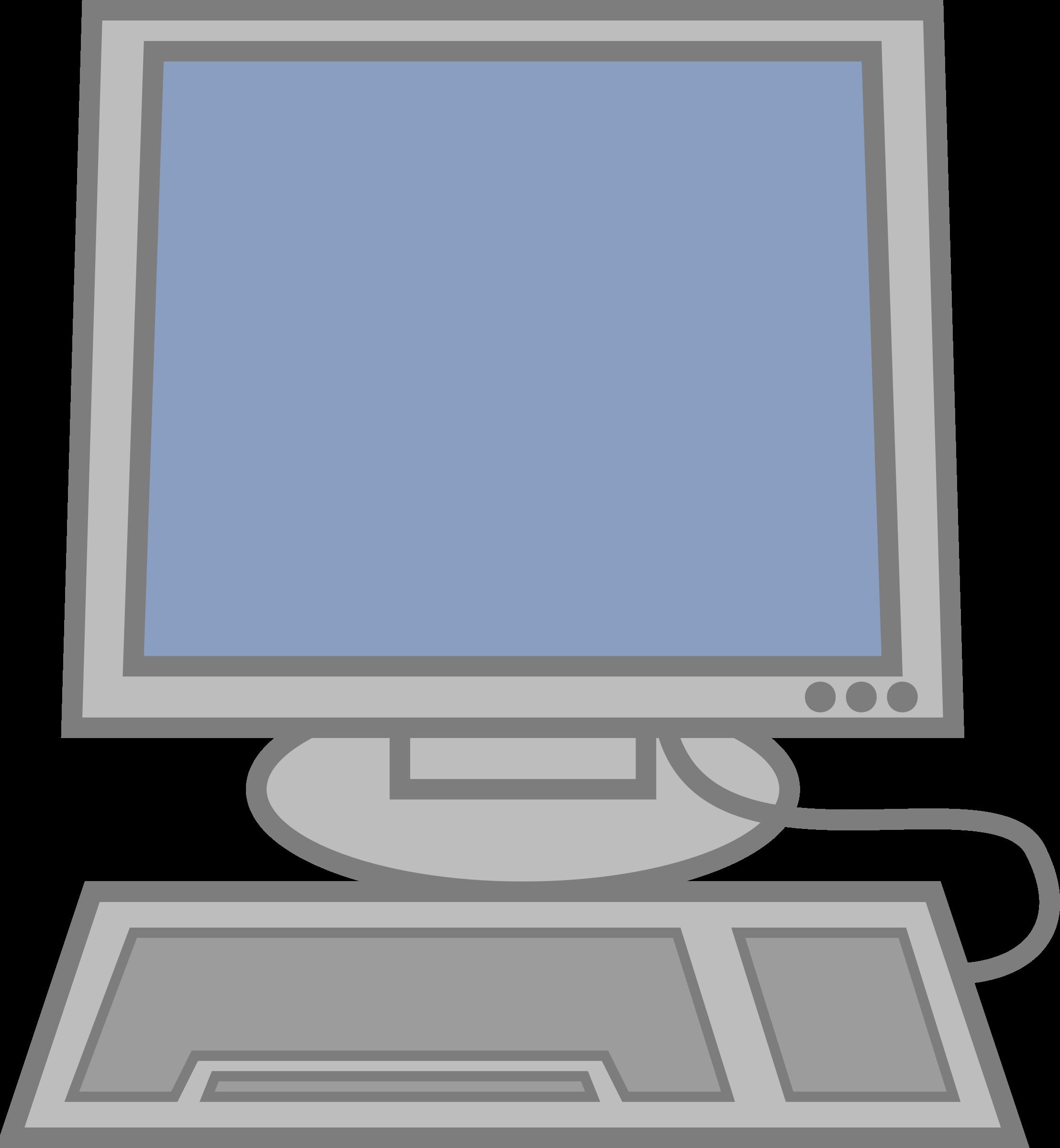 Computer clipart puter - Computer Clip Art