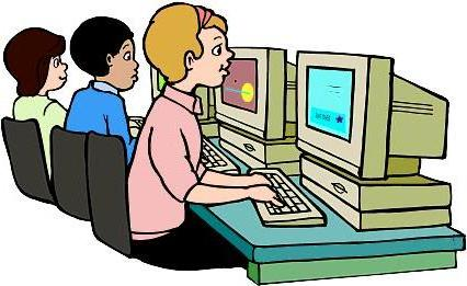 Computer Lab Animated Clipart Panda Free Clipart Images