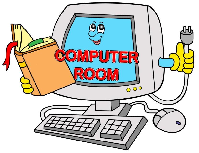 Computer Lab Clipart