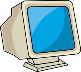 Computer Monitor Clip Art. 12683dd9dccd1b48030e4f0c2411a1 .