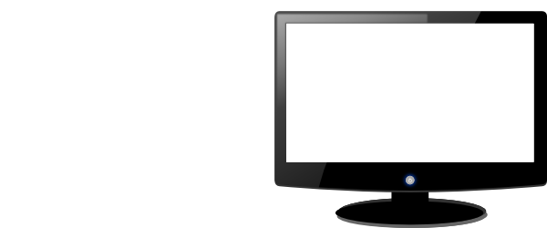 Computer Monitor Clip Art Black And Whit-Computer Monitor Clip Art Black And White   Clipart library - Free-1