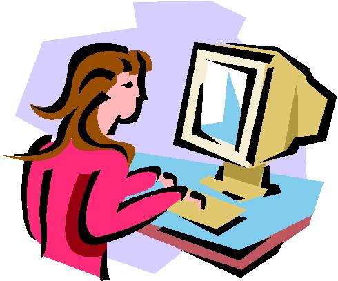 Computers clip art-Computers clip art-19