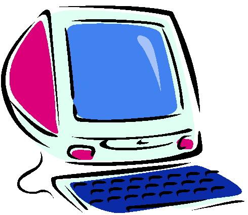 Computers clip art-Computers clip art-12
