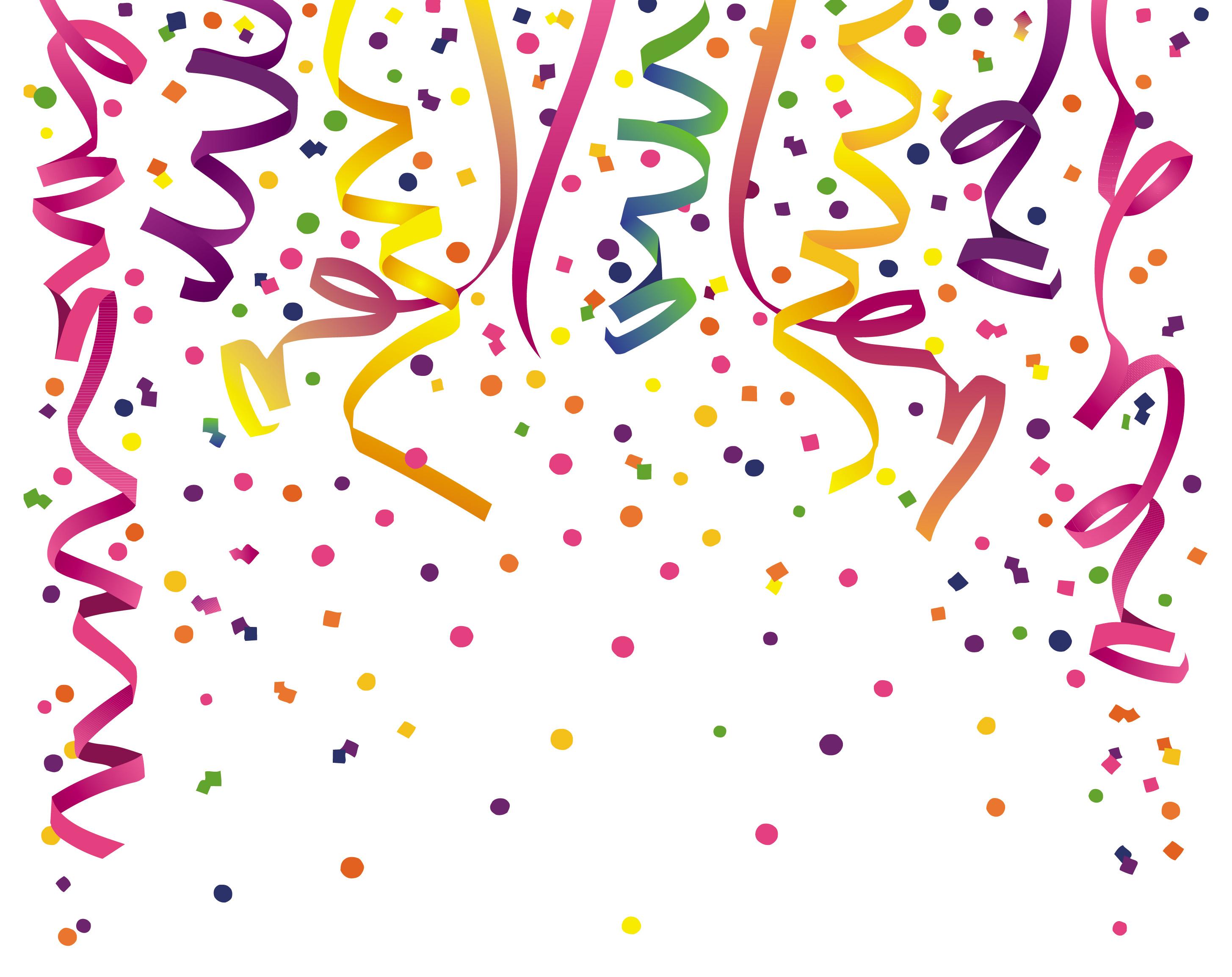Confetti clipart clipart kid-Confetti clipart clipart kid-2