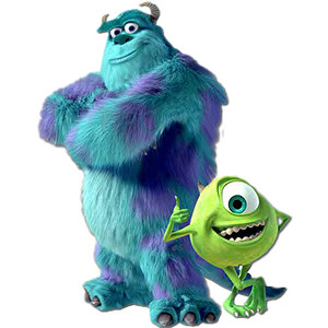 Confirmed · Monsters Inc Free .