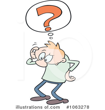 Confused Clipart 1063278 .-Confused Clipart 1063278 .-5