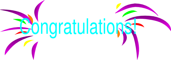 Congratulations animated clip art clipart. Congratulations clipart free clipart images