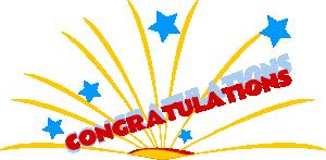 Congratulations Clip Art 04 - Congratulation Clip Art