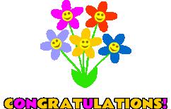 Congratulations clip art 2
