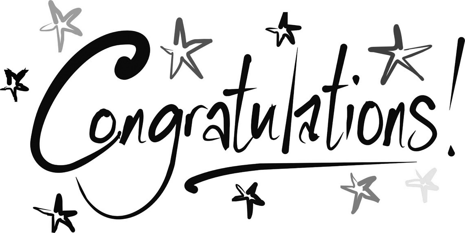 Congratulations clipart anima - Congratulations Clip Art