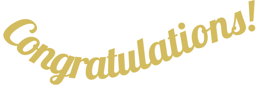 Congratulations clipart animated free free