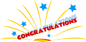 congratulations clipart