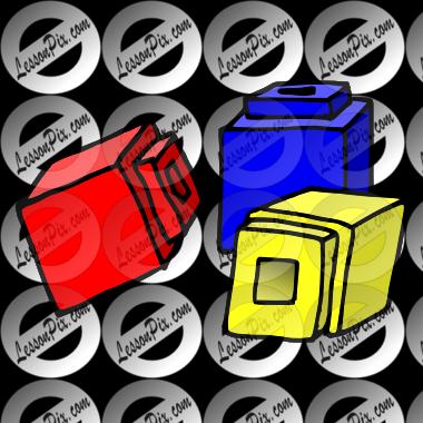22 Unifix Cubes Clipart Clipartlook