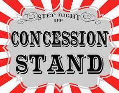 Consession Stand. Consession Stand. comm-Consession Stand. Consession Stand. common concessions-4