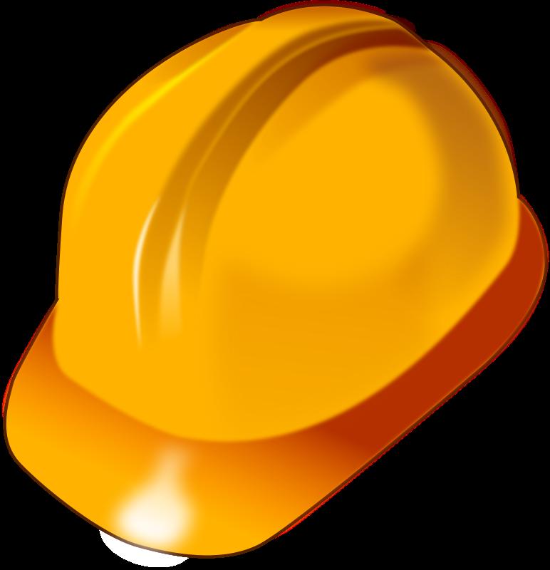 Construction Hat Clipart