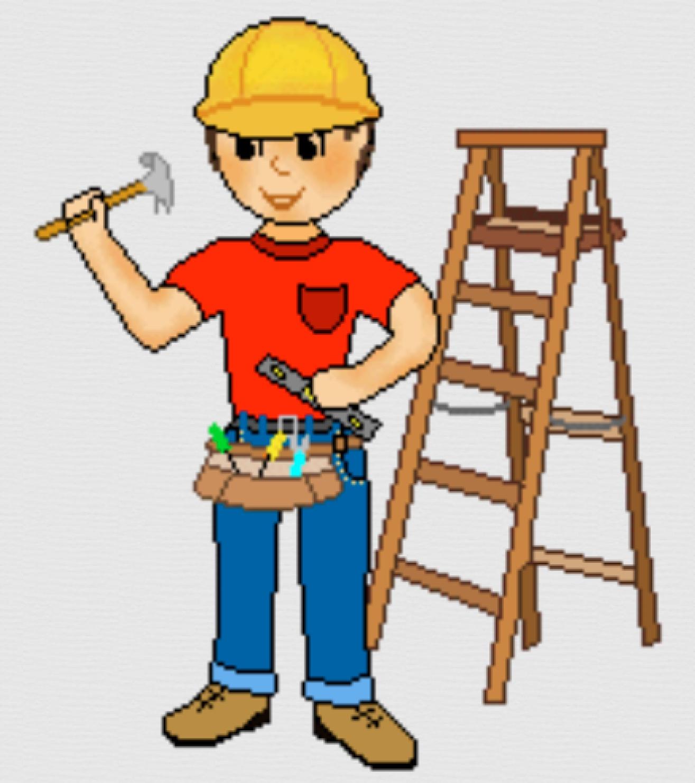 Construction Worker Clip Art-Construction Worker Clip Art-8