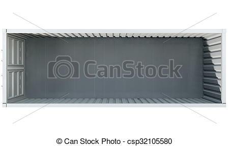 Open Container Top - csp32105580