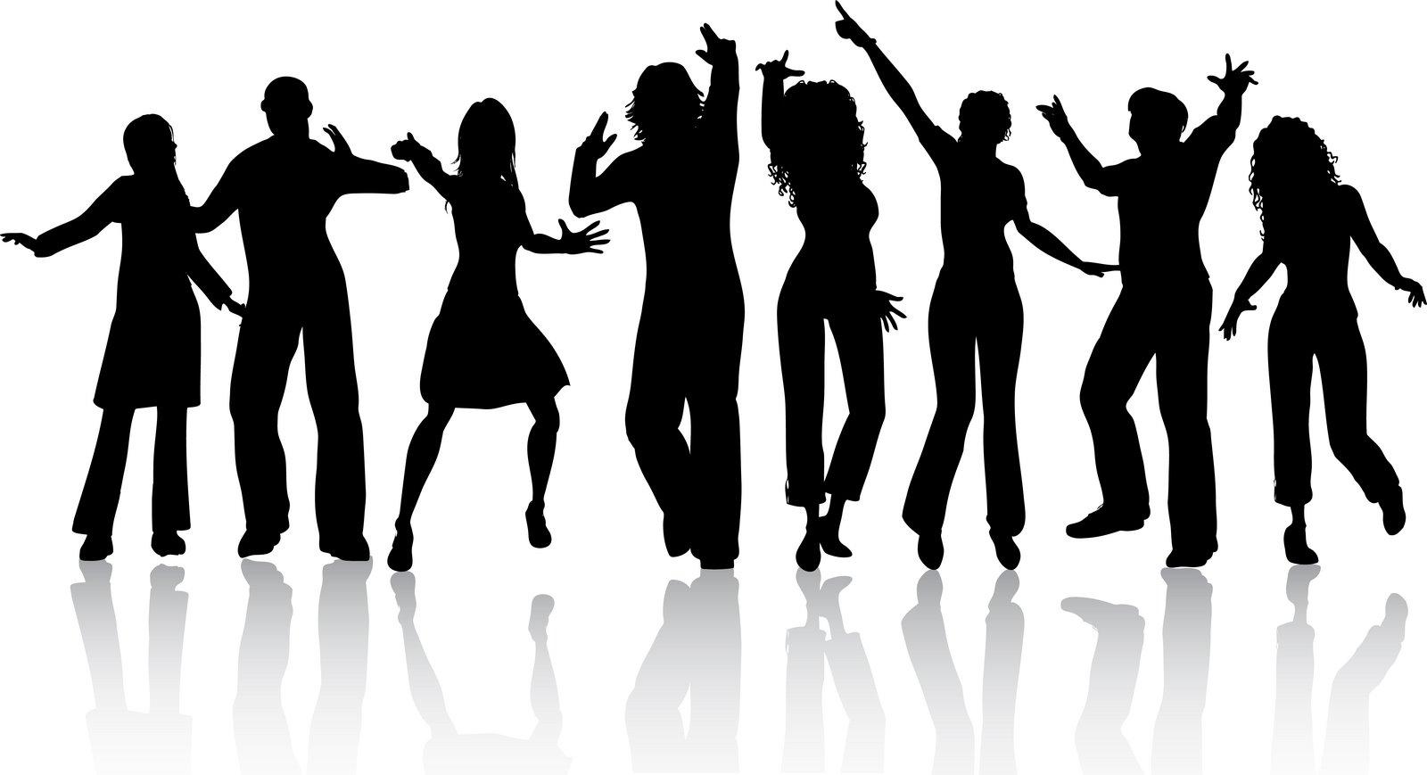 Contemporary Dance Class Clipart