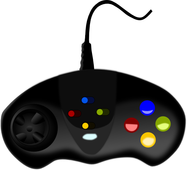 Controller Clip Art At Clker Com Vector Clip Art Online Royalty