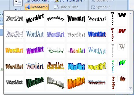 Convert Text In Text Box To Wordart Then Click Wordart Button