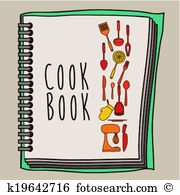 Cook book design
