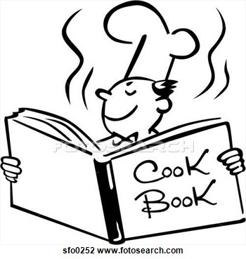 cookbook clipart