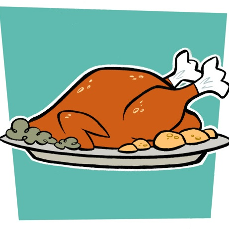 Cooked Turkey Clipart | Clipa - Cooked Turkey Clipart