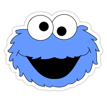 Cookie monster 0 images about sesame street clipart on big bird