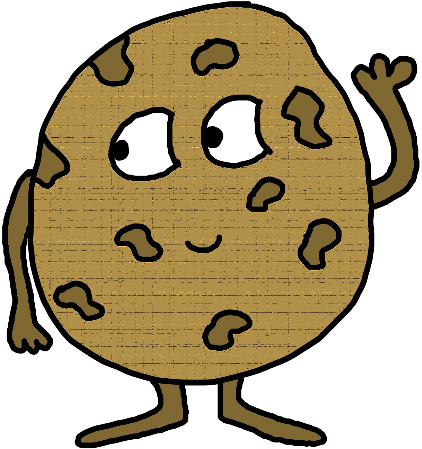 Cookies clipart image clipartcow