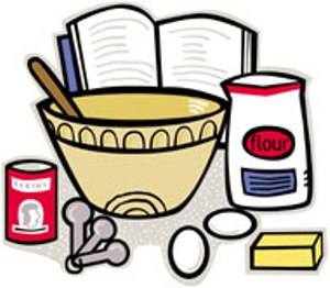 Cooking amishoking clipart