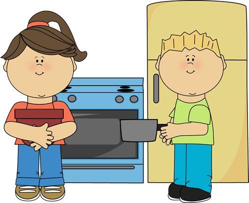 Cooking Clip Art. Kitchen Center School Kitchens .