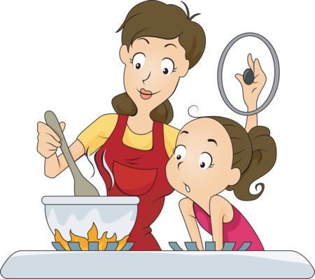 Cooking Clipart -
