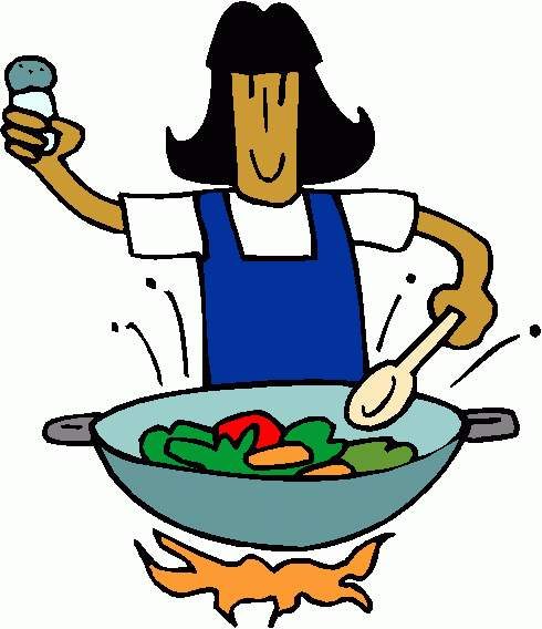 Cooking clipart pictures - .-Cooking clipart pictures - .-5