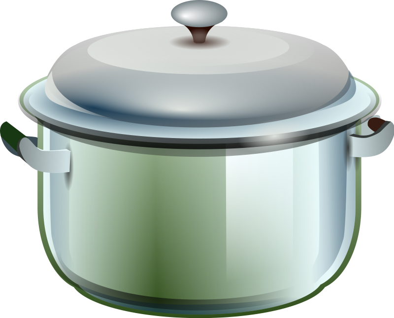 Cooking Pot Clip Art Images Free For Com-Cooking Pot Clip Art Images Free For Commercial Use-1