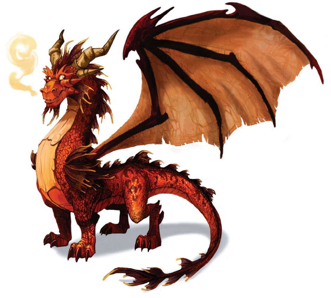 Cool Dragon Clipart